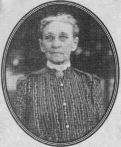 Eliza Jeffers Muchmore, grandmother of Cleo J. Hosbrook, died June 18, 1923, at the age of 86 years, nine months and 26 days.